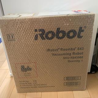 iRobot - iRobot アイロボット ルンバ 643 roomba