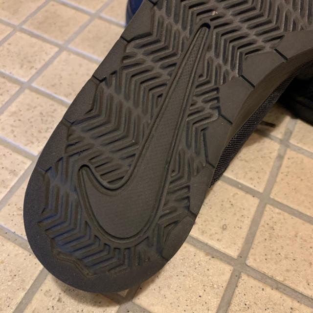 NIKE(ナイキ)のNIKE☆黒スニーカー レディースの靴/シューズ(スニーカー)の商品写真