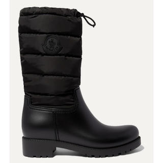 MONCLER - 37 新品 MONCLER  Ginette padded boots ブーツ