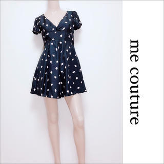 me & me couture - me couture フラワー ワンピース♡FRAY I.D スナイデル