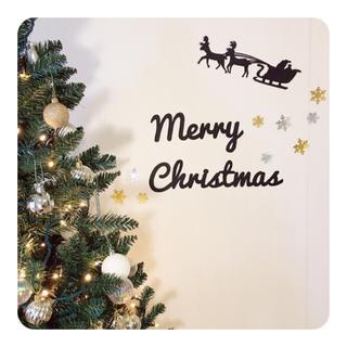 クリスマス ガーランド 誕生日 飾り