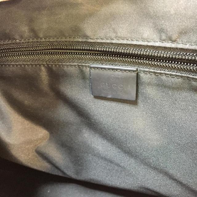 Gucci(グッチ)のGUCCI ボストンバッグ 黒  レディースのバッグ(ボストンバッグ)の商品写真