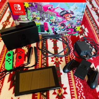 Nintendo Switch - Nintendo Switch スプラトゥーン2 セット