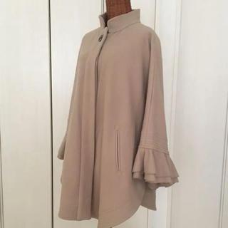 DOUBLE STANDARD CLOTHING - ダブルスタンダード sov. ポンチョコート  オーバーサイズ