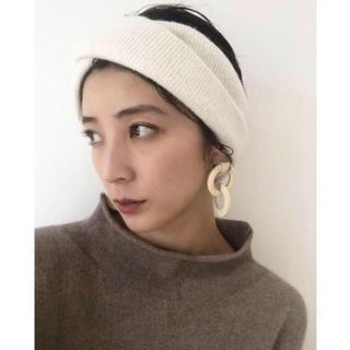 TODAYFUL - todayfulソフトニットターバンKBFイエナzaraアングリッド金子綾