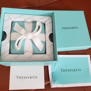 Tiffany & Co. - ティファニー TIFFANY &CO. ブルーボックス アクセサリーケース