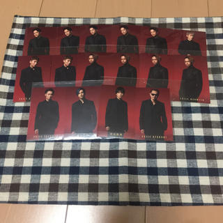 EXILE - 『本日限定価格』ローソンスピードくじフォトカード