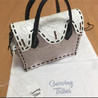 GRACE CONTINENTAL - グレースコンチネンタル   カービングバッグ
