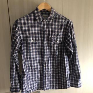 コンバース(CONVERSE)のコンバース チェックシャツ/ メンズMサイズ(シャツ)