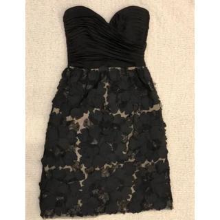 美品 BCBG リトルブラックドレス サイズ2 ウォッシャブル