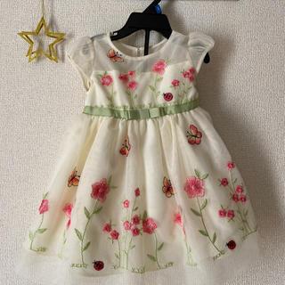 コストコ - ベビー ドレス 刺繍 ドレス フォーマル