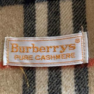 BURBERRY - Burberry ロンドン カシミヤ マフラー
