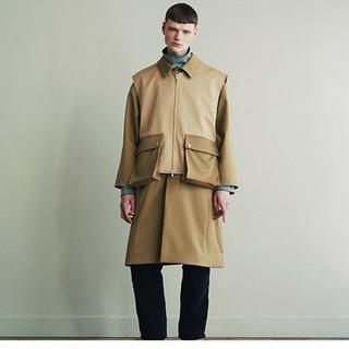 sacai - kiit 19AW 3way coat コート
