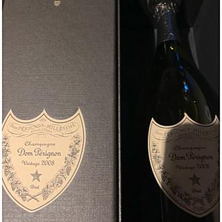 ドンペリニヨン(Dom Pérignon)のドンペリ 2008 箱あり(シャンパン/スパークリングワイン)
