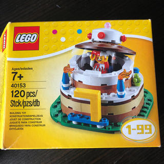 Lego - 美品 レゴ バースデーケーキ? 40153