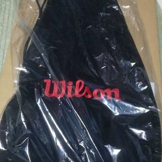 wilson - ウイルソン テニスラケットケース 布製