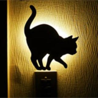 ネコ ウォール ライト