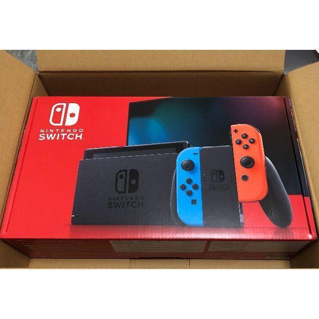 Nintendo Switch(ニンテンドースイッチ)のNintendo Switch ニンテンドースイッチ 新型 エンタメ/ホビーのゲームソフト/ゲーム機本体(家庭用ゲーム機本体)の商品写真