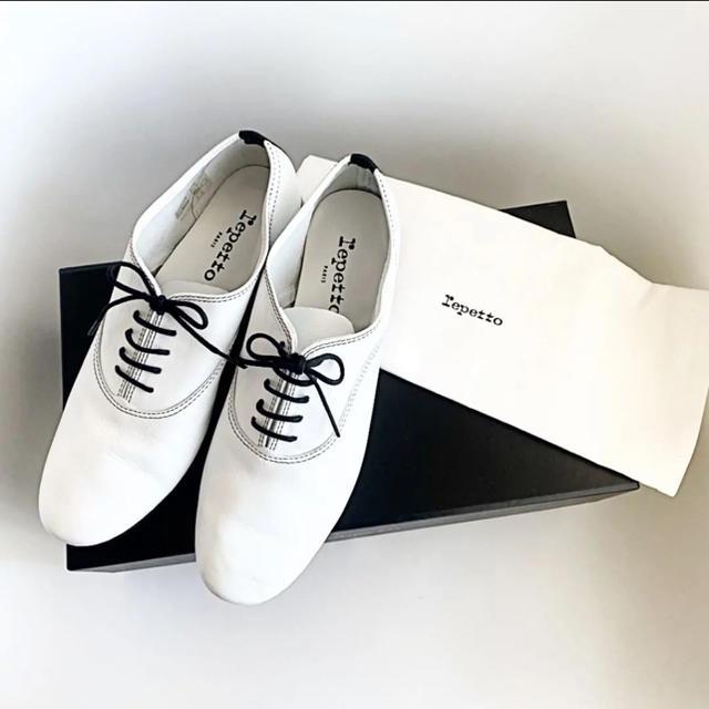 repetto(レペット)の❤️半額以下‼️未使用‼️ レペット zizi richad 38 ❤️ レディースの靴/シューズ(ローファー/革靴)の商品写真