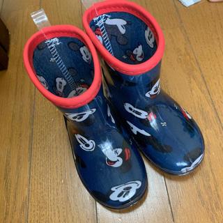 ディズニー(Disney)のベビー長靴(長靴/レインシューズ)