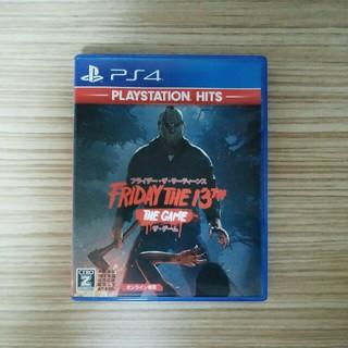 PlayStation4 - フライデーザサーティーンス Friday the 13th