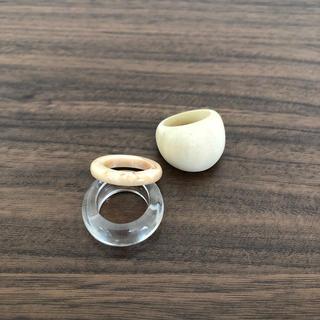 キャセリーニ(Casselini)のキャセリーニリング 三点セット(リング(指輪))