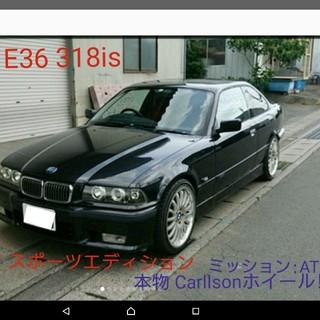 BMW - BMW E36 318is Mテック スポーツ 本物Carllsonホイール