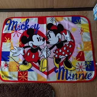 ミッキーマウス(ミッキーマウス)のミッキーマウスMickey Mouseブランケット(おくるみ/ブランケット)