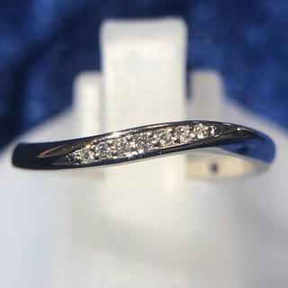 4℃ - 4°C ヨンドシー  ダイヤモンド リング 指輪 プラチナ950 pt950
