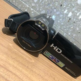 HD ビデオカメラ