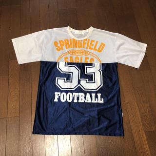 スタイルナンダ(STYLENANDA)のSTYLE NANDAフットボールユニフォームTシャツ(Tシャツ(半袖/袖なし))