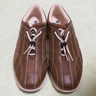 ミズノ(MIZUNO)の新品ミズノ靴✨フリーウォーク✨サイズ23.5センチ✨(スニーカー)