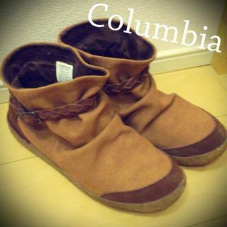 コロンビア(Columbia)のColumbia 24センチ(ブーツ)