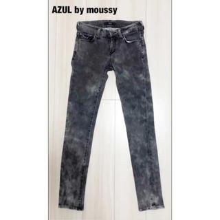 アズールバイマウジー(AZUL by moussy)の ★AZUL by moussy スキニー ジーンズ デニム XS★ (デニム/ジーンズ)