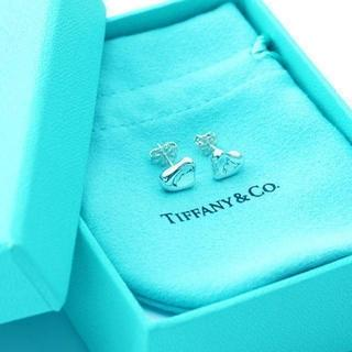 Tiffany & Co. - ☆新品☆未使用☆Tiffany&Co. ティファニー フルハートピアス(ミニ)