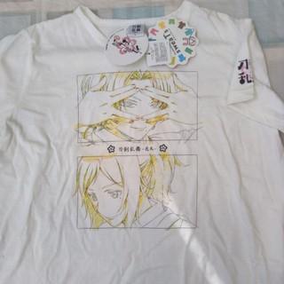 しまむら - 刀剣乱舞 花丸 しまむら限定 半袖Tシャツ 大きい 3Lサイズ 廃盤品