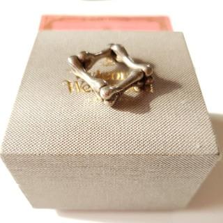 ヴィヴィアンウエストウッド(Vivienne Westwood)のヴィヴィアン ボーンリング🦴(リング(指輪))