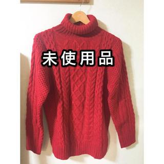 レイジブルー(RAGEBLUE)の赤いセーター  RAGE BLUE (ニット/セーター)