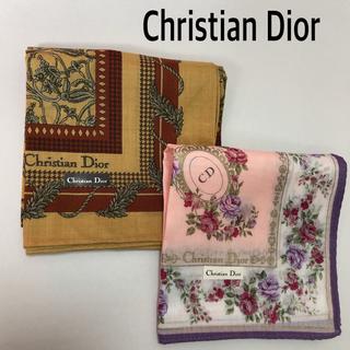クリスチャンディオール(Christian Dior)のChristian Dior(ハンカチ)