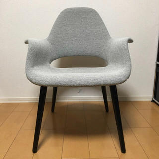 イームズ(EAMES)のvitra オーガニックチェア ヴィトラ イームズ  エーロサーリネン 椅子(その他)