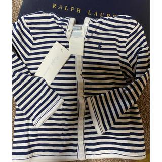 ラルフローレン(Ralph Lauren)のタグ付 未使用 ラルフローレン リバーシブルパーカー(ジャケット/上着)
