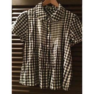 シャツ、ブラウス 2枚セット(シャツ/ブラウス(長袖/七分))