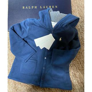 ラルフローレン(Ralph Lauren)のタグ付 未使用 ラルフローレン リバーシブルパーカー(ジャケット/コート)