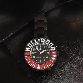 ハリウッドランチマーケット(HOLLYWOOD RANCH MARKET)の美品 ハリウッドランチマーケット ネオンウォッチ(腕時計(アナログ))