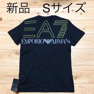 エンポリオアルマーニ(Emporio Armani)の新品 エンポリオアルマーニ EA7 メンズ Tシャツ Sサイズ XSサイズ(Tシャツ/カットソー(半袖/袖なし))