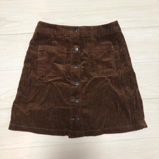 ローリーズファーム 台形スカート