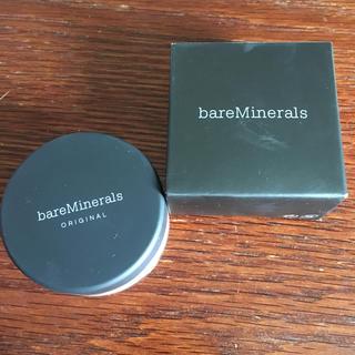 ベアミネラル(bareMinerals)のbare Minerals(ファンデーション)