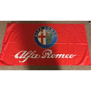 Alfa Romeo - アルファロメオ フラッグ