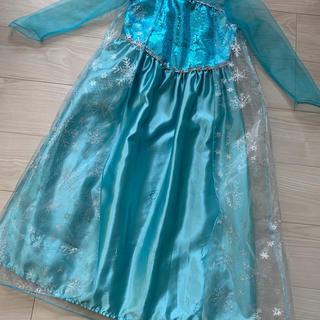 アナトユキノジョオウ(アナと雪の女王)のアナ雪 ☆エルサ ドレス(衣装)
