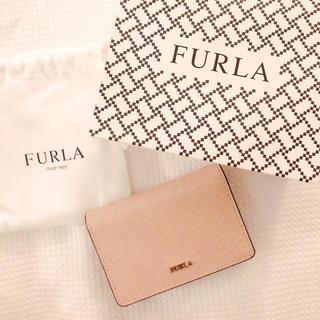 フルラ(Furla)の[新品][未使用]FURLA 名刺入れ♡(名刺入れ/定期入れ)